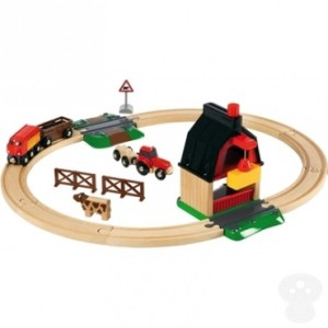 Brio Farm Railway Video Reviews