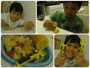 Constructive Eating Set Review