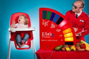 "Baby ""Thrill-o-meter"" – Most Exciting Tastes for Babies"