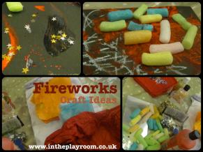 Fireworks Craft Ideas