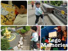 Lego Memories