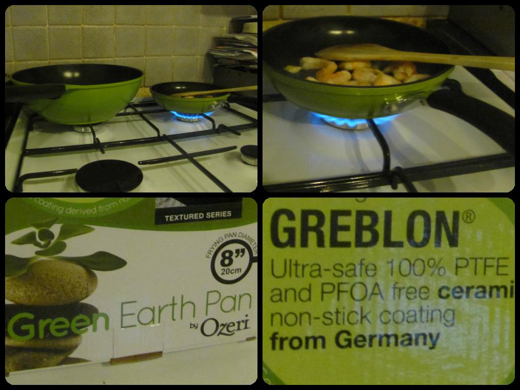 Ozeri Green Earth Frying Pan