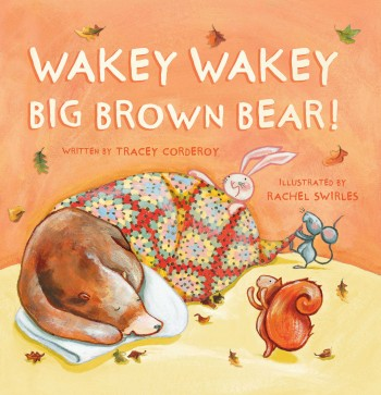Wakey Wakey Big Brown Bear!