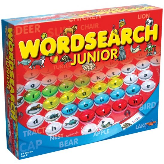Wordsearch Junior Review & Giveaway