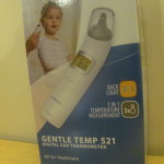 Review: Omron Gentle Temp 521 Digital Ear Thermometer