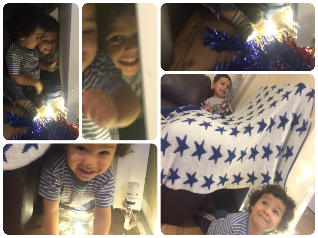 Our Festive Fort