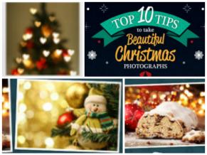 Top 10 Tips to Take Beautiful Christmas Photographs