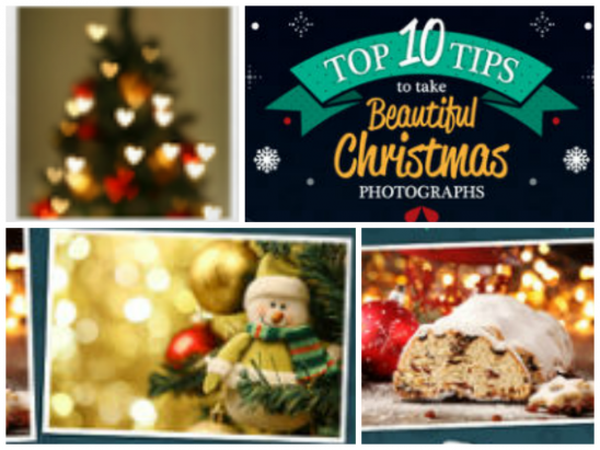 Top 10 Tips to Take Beautiful Christmas Photographs
