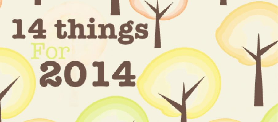 14thingsfor2014