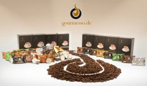 Gourmesso Coffee Giveaway