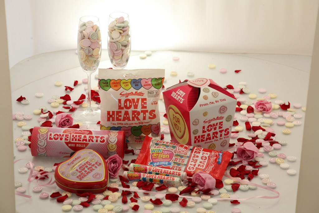 Love Hearts Valentines Giveaway