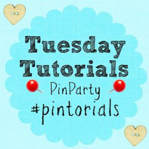 Tuesday Tutorials Pintorials Pin Party Week 1