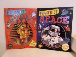 Project Space & Project Ancient Egypt
