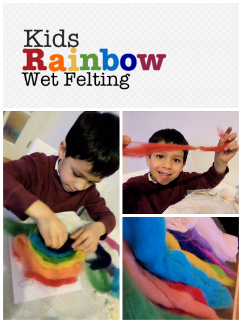 rainbowwetfelting