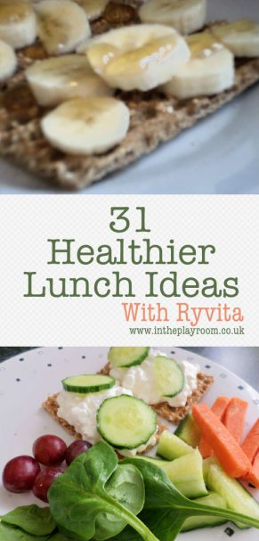 Healthier Lunch Ideas for January