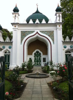 Shah Jahan Mosque – The First Mosque in the UK