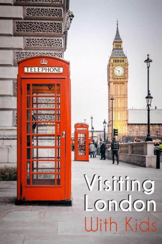 Top Tips for Visiting London with Kids