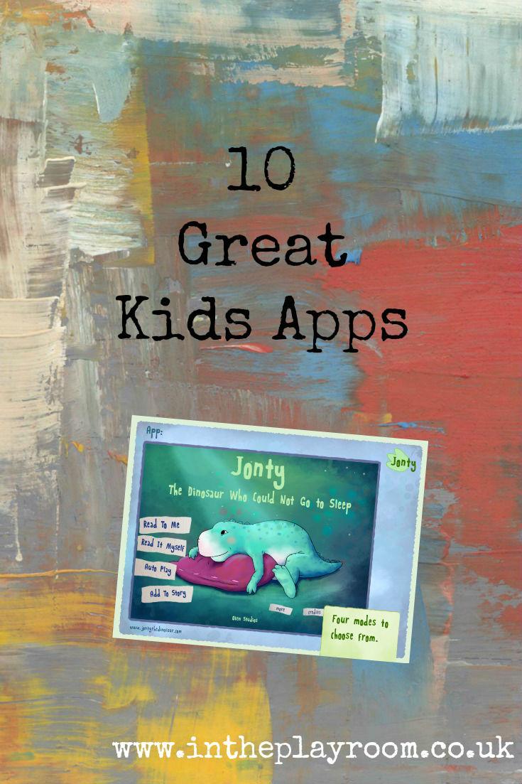 10 Great Kids Apps
