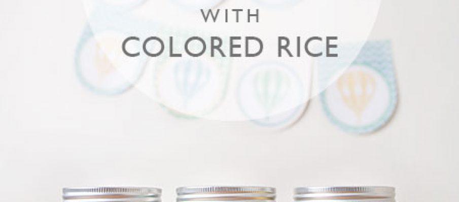 Mason-Jar-Favors-Colored-Rice-party