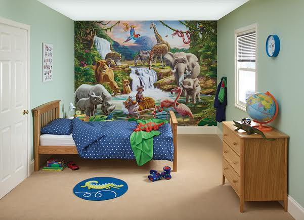 Playroom Wallpaper Uk
