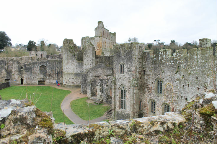 A Trip to Chepstow Castle