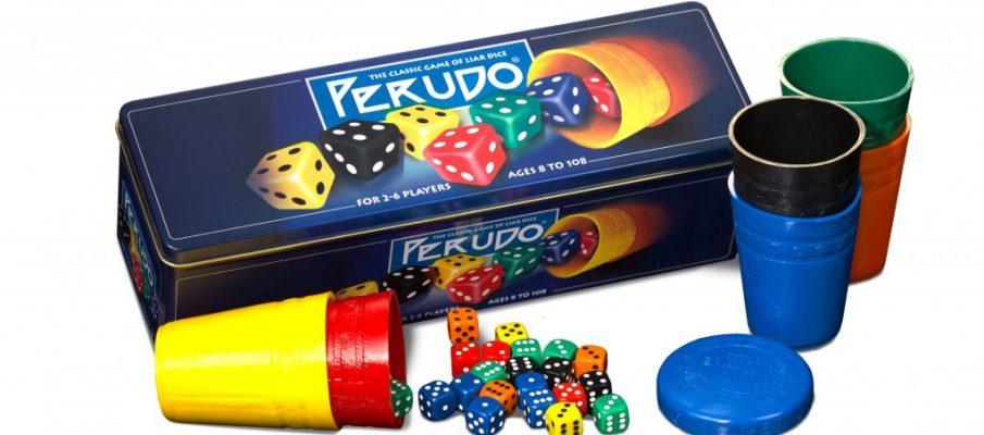 Perudo - Paul Lamond Games