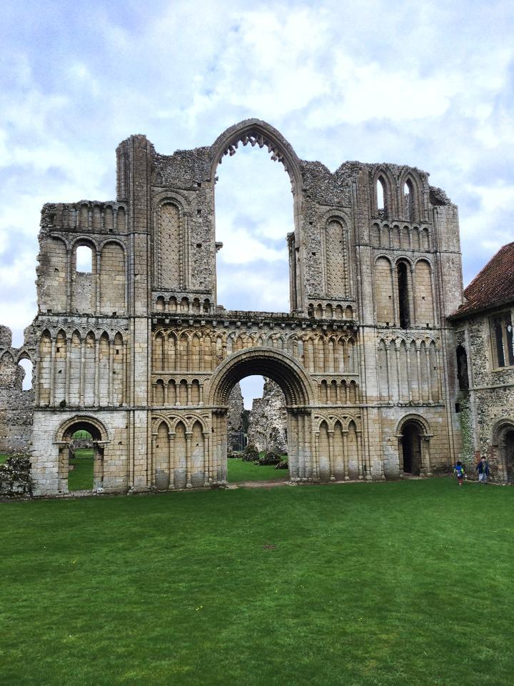 Let's Have an Adventure: Castle Acre Priory