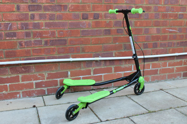 Yvolution Y Fliker Kids Scooter Review