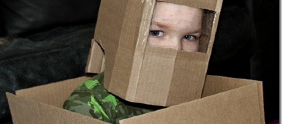 cardboardastronaut