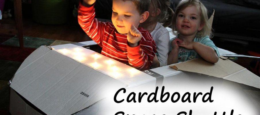 cardboardspaceshuttle