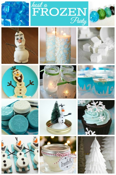 Host-a-Frozen-Themed-Party