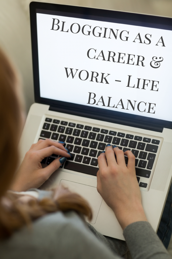 Motherhood and Work : Blogging as one of the best careers for a work / family balance
