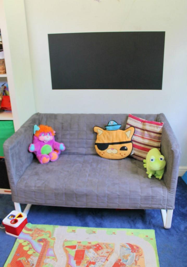 Playroom: Playroom Chalkboard