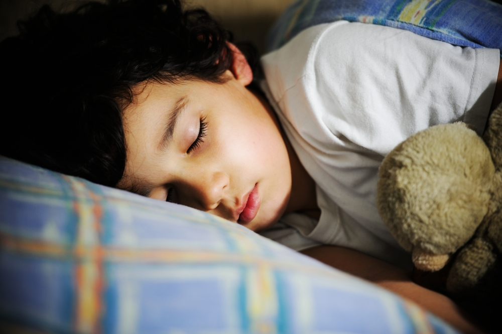 Sleep and Your Special Needs Child – Six changes to make during the day to help at night