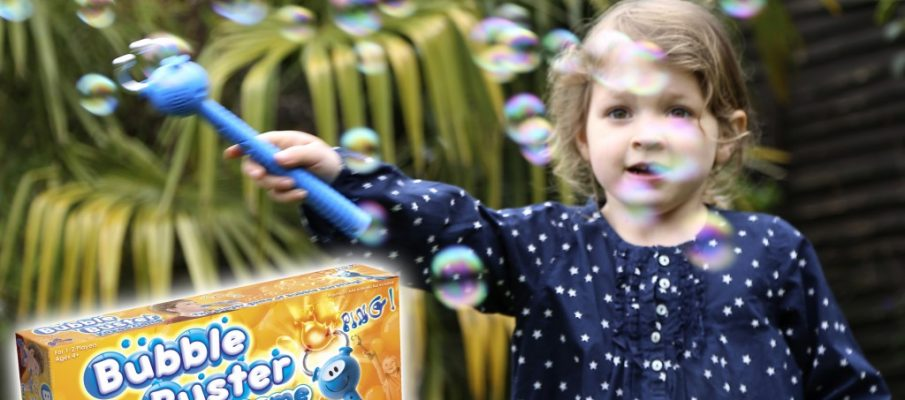 Bubble Buster Kazoo Esri HR