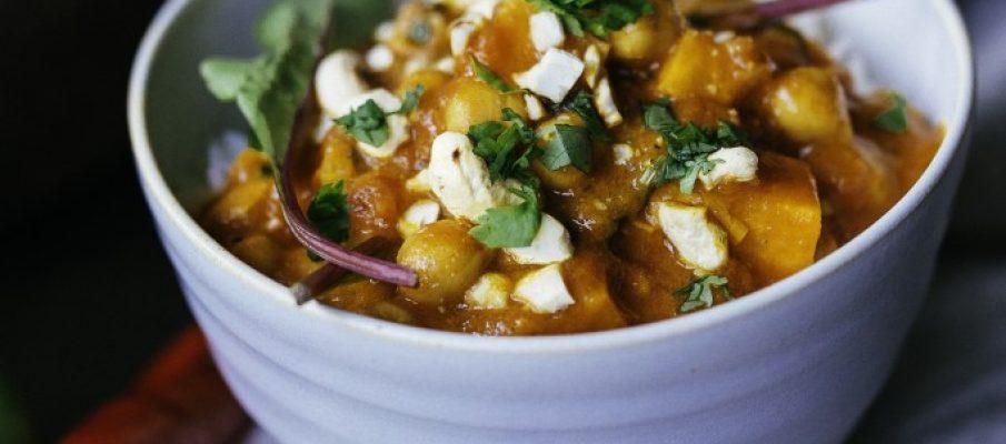 Oatly Sweet Potato & Chickpea Curry (3)