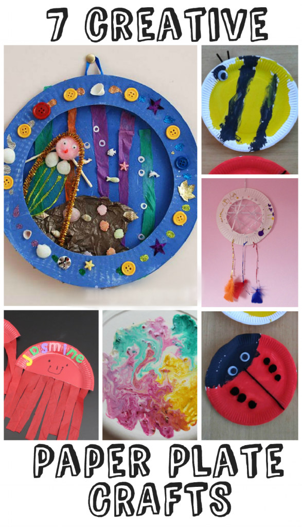 Paper Plate Crafts and Tuesday Tutorials Week 28