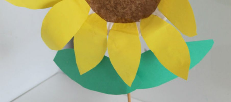 paperplatesunflower