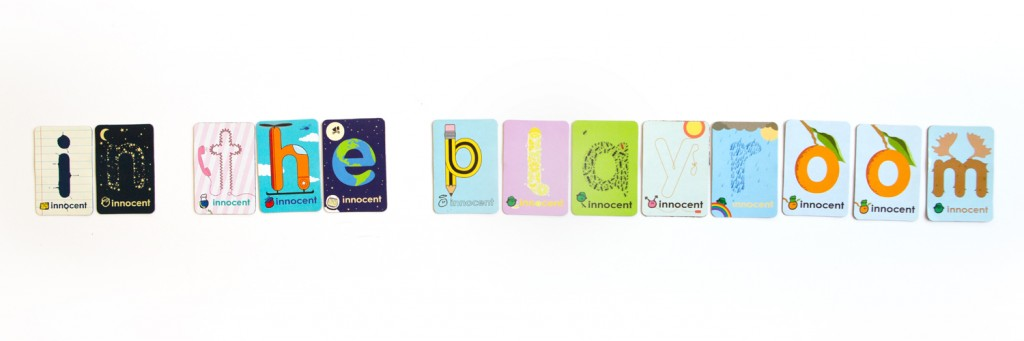 Innocent Alphabet Champions. R is for.. Ready for School