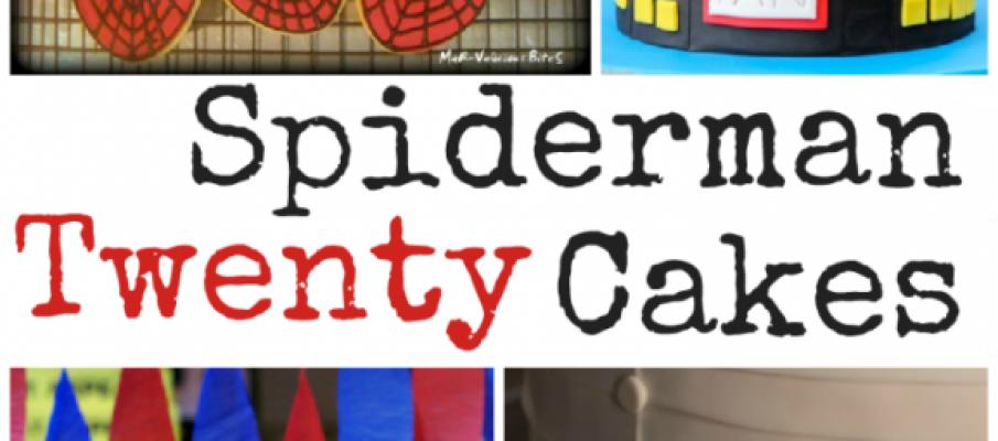Spidermancakespin