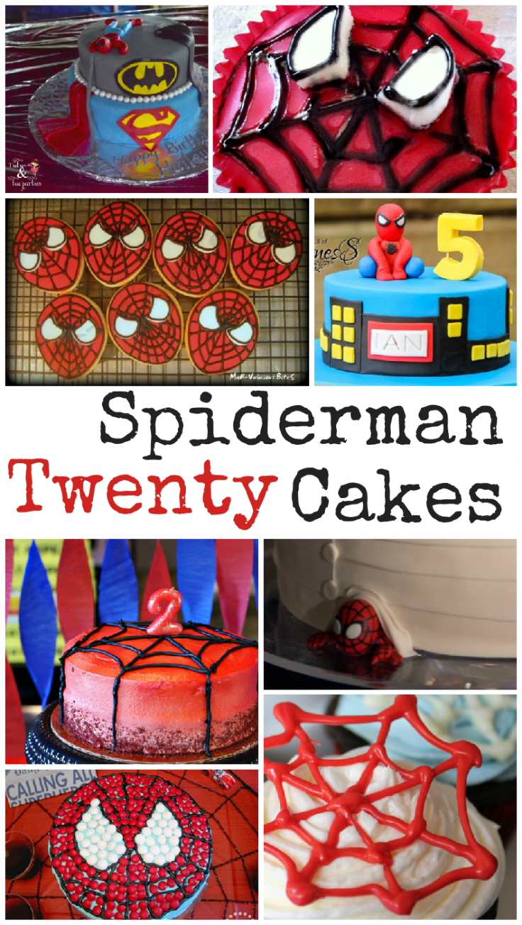 Spidermancakespin