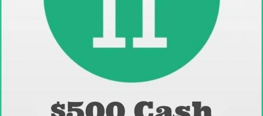 TrackIf $500 Cash Giveaway