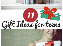 11 Gift Ideas for a Teenager