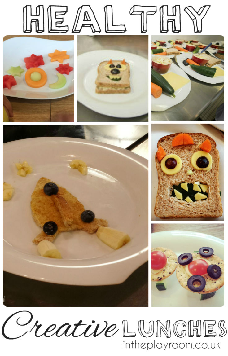 Creative Ideas For Salon And Spa Businesses: Creative Food Ideas #ActimelForKids