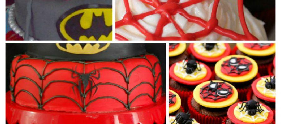 spidermancakesquare