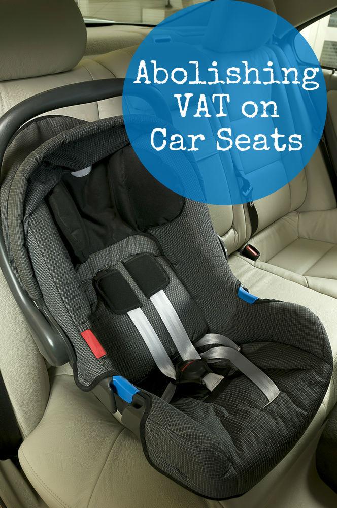 Petition to Abolish VAT on Car Seats