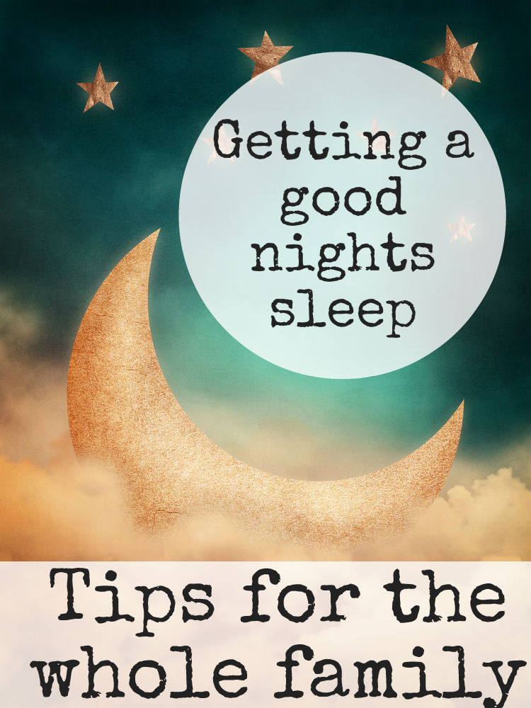 Tips for a Good Nights Sleep for the Whole Family (with ...