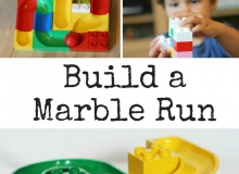 Build Your Own Marble Run with Hubelino