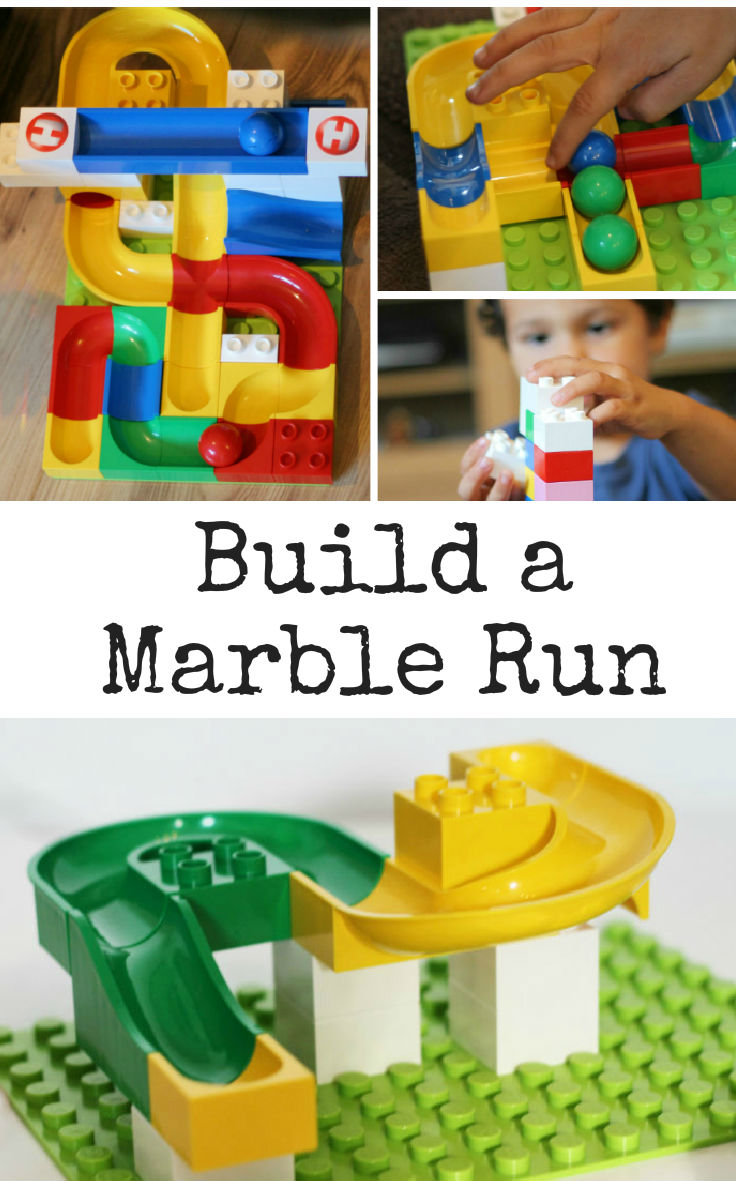 Build Your Own Marble Run With Hubelino In The Playroom