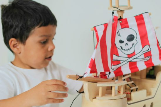 George Wooden Pirate Ship Review